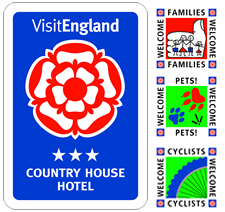 Enjoy England - Family, Pet & Cyclist friendly