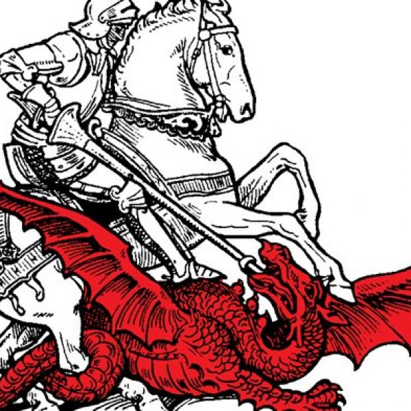 Celebrate St George's Day