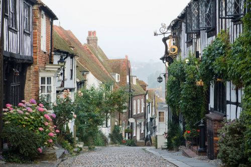 Discover Rye